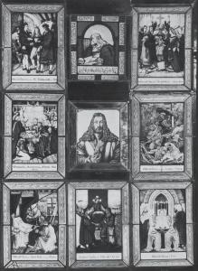 Abb. 11: Joseph Sauterleute, Szenen aus dem Leben Albrecht Dürers