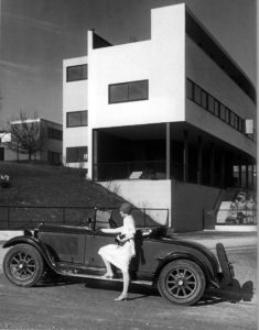 Fig. 12: Le Corbusier-Pierre Jeanneret, Casa n. 14-15, Weissenhof, Stoccarda, 1927, Rathenaustraße 1-3