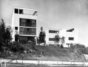 Fig. 13: Le Corbusier-Pierre Jeanneret, Casa n. 13, Weissenhof, Stoccarda, 1927, Bruckmannweg 2