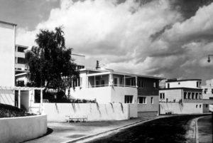 Fig. 15: Richard Döcker, Casa n. 22, Weissenhof, Stoccarda, 1927, Rathenaustraße 9