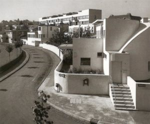 Fig. 18: Hans Scharoun, Casa n. 22, Weissenhof, Stoccarda, 1927, Hölzelweg 1