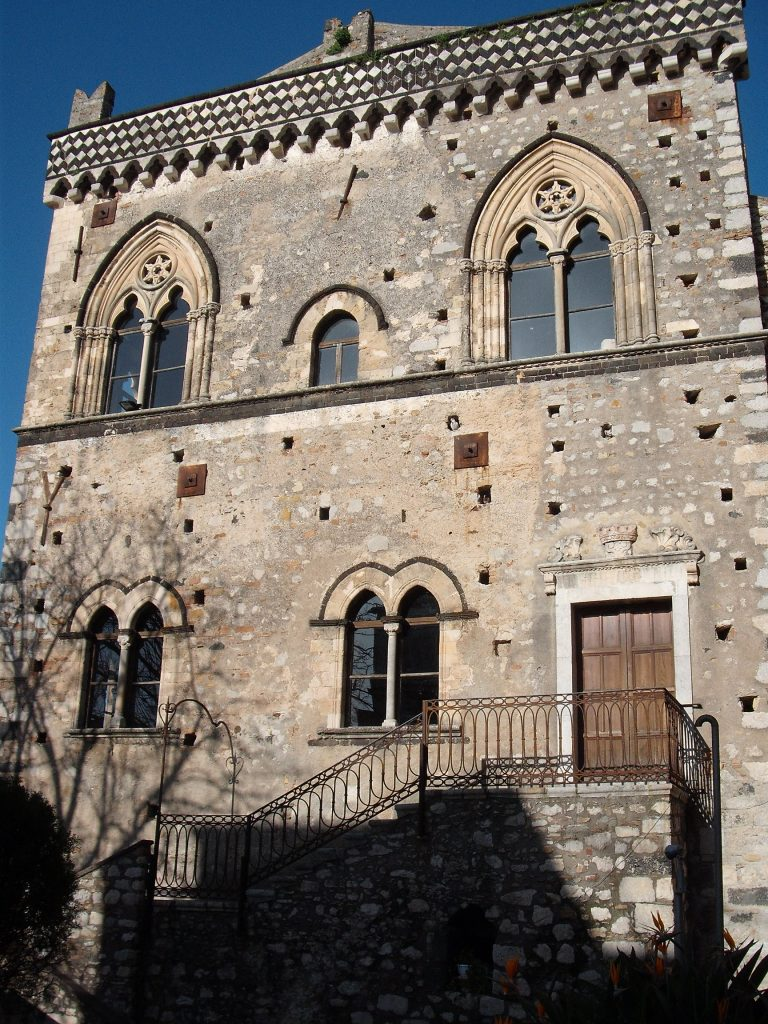 Palazzo Duchi di santo Stefano, Taormina, zona della Giudecca (priv.)