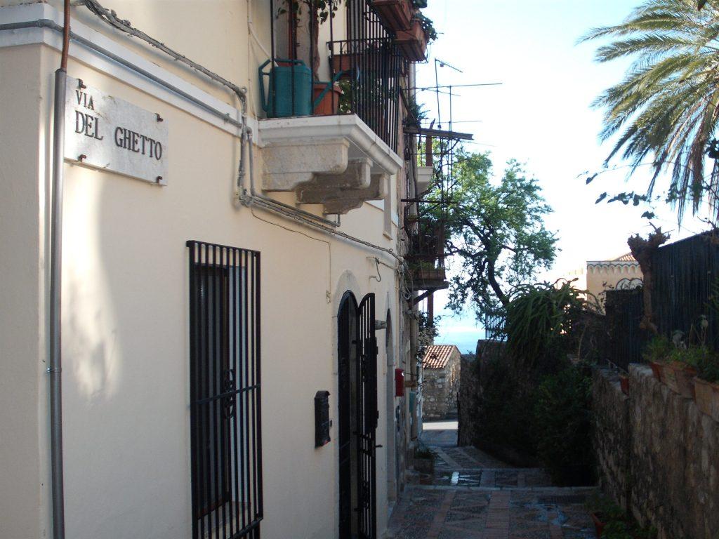 Via del Ghetto (priv.)
